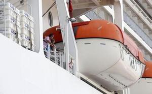 Viola a una menor en un crucero y queda en libertad por cometer el delito en aguas internacionales