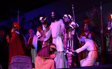 La Judea vuelve de noche con la oración de Jesús en el Huerto