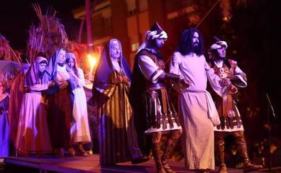 La Judea vuelve esta noche con la oración de Jesús en el Huerto