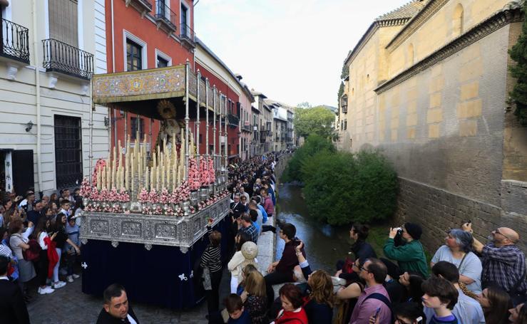 Maravillas resplandece en Granada