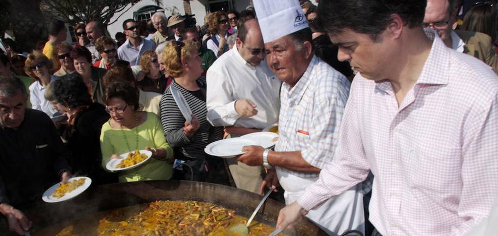 La campaña en Granada: el 'tapa-mitin'