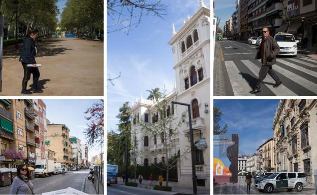 Granada, la ciudad de las novelas
