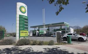 La gasolinera atracada en Granada capital ha sufrido cuatro asaltos en dos años