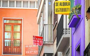 Almería, tercera capital española en la que más subió el alquiler en el primer trimestre