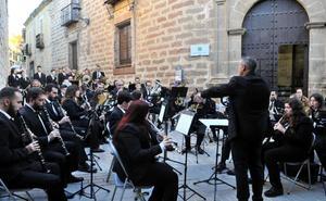 La AM Alfredo Martos ofrece un concierto de marchas del maestro