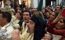 Famosos de paso en la Semana Santa