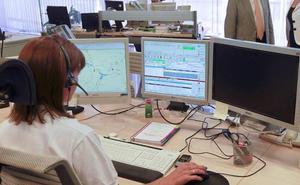 Un fallo en el sistema informático del 061 pone en peligro el servicio de emergencias