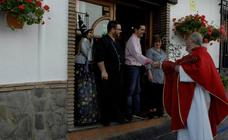 Así fue el Domingo de Ramos en Soportújar