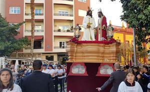 La Amargura pone el cierre al Lunes Santo en Jaén