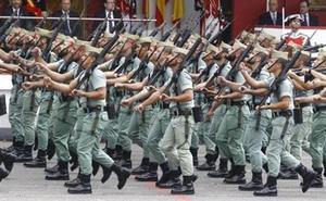 Veteranos de la Legión piden a Vox que no siga usando 'El novio de la muerte' en sus actos políticos