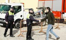 Abren el plazo para optar a las 60 nuevas plazas de policía local de Almería