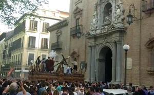 El Trabajo rinde honores a la Patrona de Granada