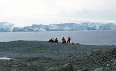 Imágenes de la última expedición a la Antártida