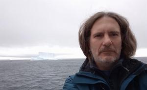 Vikingo, el vigilante granadino de la Antártida