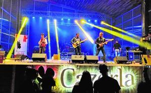 El mini 'BluesCazorla' llena de música el fin de semana en la sierra