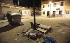 Arranca la huelga de basura en Motril