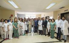 Implantan el tercer corazón artificial de Andalucía en el Virgen de las Nieves