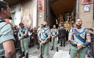 La Legión desfilará y entonará 'El Novio de la muerte' el Viernes Santo en Granada