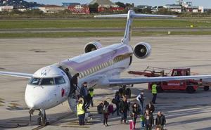 Air Nostrum volverá a operar con normalidad en Granada a partir de hoy tras el fin de la huelga