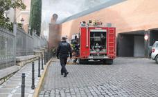 Piden que se paralice la oferta de una plaza de bombero en Jaén