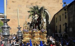 Domingo de Ramos lleno de luz