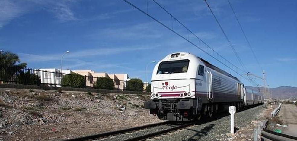 Nuevo retraso de más de 90 minutos del Talgo en el trayecto Madrid-Almería