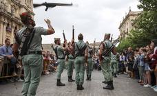 La Legión escolta a la Buena Muerte