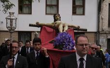 El Cristo del Silencio ya está en San Pedro