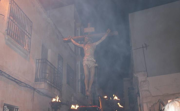 El Martes Santo se llena de los sonidos del Perdón