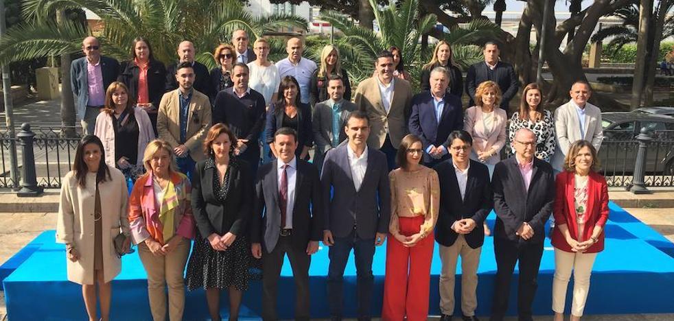 Pacheco ficha a Andújar Oliver y a la presidenta de Almur para su lista