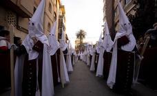 El Perdón de Motril siente el calor de su barrio en el Martes Santo
