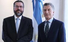 Macri lanza medidas de «alivio» para combatir la inflación en Argentina
