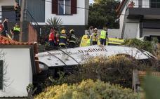 Al menos 29 muertos en un accidente de autobús en Madeira
