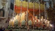 El Rosario, venerado en el Realejo