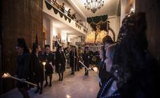 'La Esperanza' lleva la alegría al motrileño Camino de las Cañas