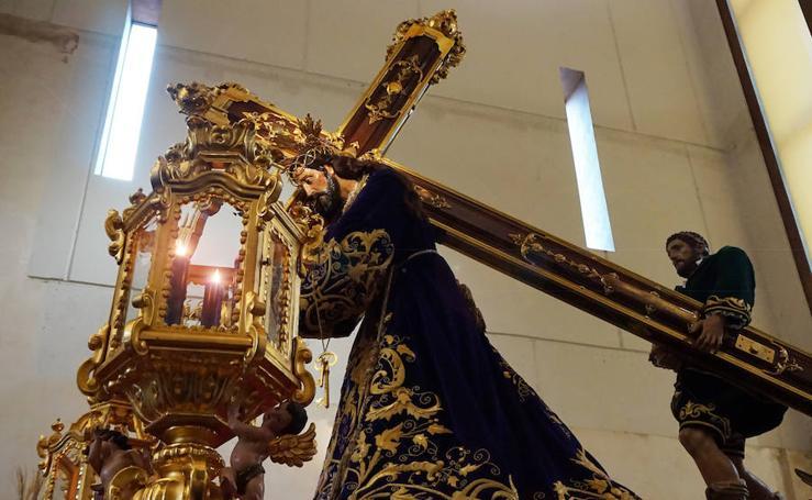 Jaén se vuelca con El Abuelo