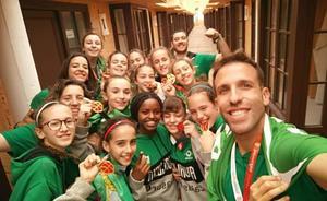 Andalucía logra el título en las dos categorías en el Campeonato de España