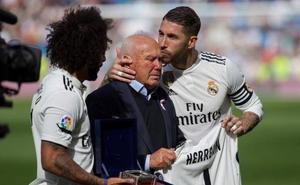 Fallece Agustín Herrerín, histórico delegado del Real Madrid
