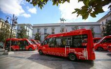 Dos sentencias del TSJA ponen en cuestión la gestión del transporte urbano en Granada