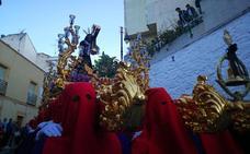El Señor de Almuñécar, el Nazareno, ya está en la calle