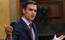 Casado, Iglesias y Rivera rechazan ir al debate de RTVE por plegarse a las demandas de Sánchez