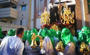 'San Juanico' abre los desfiles del Jueves Santo sexitano con una imagen renovada