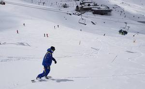 Sierra Nevada cuenta con un 75% de ocupación hotelera hasta el domingo
