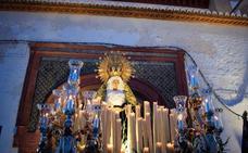 El Viernes Santo de Salobreña, en imágenes