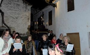 La Semana Mayor viste al pequeño pueblo de Rubite de fidelidad religiosa