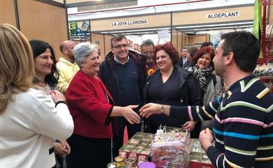 Órgiva muestra al mundo lo hecho a mano en la XXIV Feria Hecho en La Alpujarra