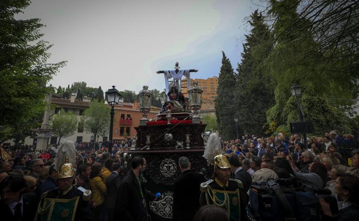 Granada no falta a su cita en el Campo del Príncipe