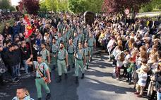 El arzobispo de Granada no deja cantar a la Legión en la Plaza de las Pasiegas
