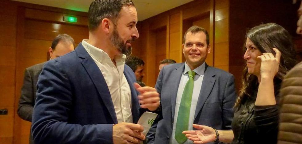 El abogado Onofre Miralles será el candidato de Vox a la alcaldía de Granada