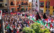 El Paso abarrota el centro sexitano